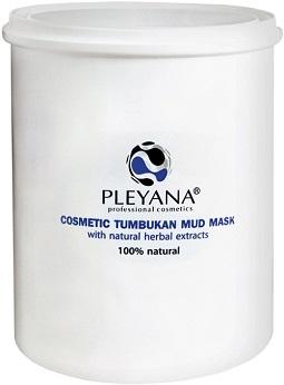 маска с тамбуканской грязью pleyana