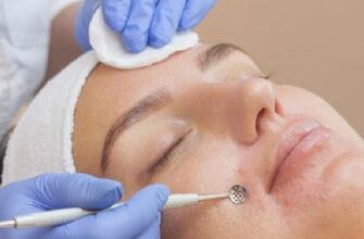 Комбинированная чистка лица в Краснодаре у косметолога