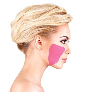 Лазерная эпиляция лица, область щек у женщин в Краснодаре
