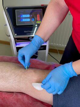 газовые уколы для суставов в коленях