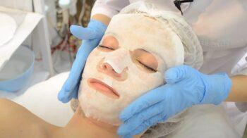 маска для лица карбокситерапия
